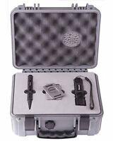 XiKAR Tactical Arsenal Gift Set Cigar Cutter Lighter Travel Case - New
