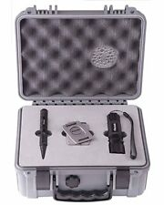 XiKAR Tactical Arsenal Gift Set Cigar Cutter Lighter Travel Case - New