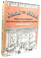 Fare Thee Well - by L. Dorsey & J. Devine - Hardcover - 1st Edition - 1964