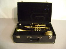 King Tempo II 603 Cornet with Case & Mouthpiece
