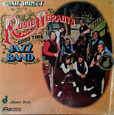 ROSIE O'GRADY'S GOOD TIME JAZZ BAND - DIRECT DISC RECORDS - APHEX PROCESSED