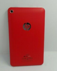 HP Tablet Slate 7 8GB Wi FI  Red