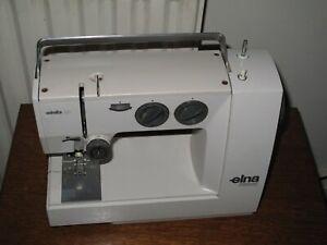Vintage Elna Elnita SP Sewing Machine Swiss made