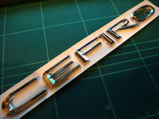 CEFIRO A31 A32 3D CHROME LOGO EMBLEM BADGE NEW NISMO