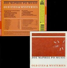 JOE McPHEE old eyes & mysteries