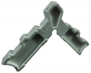1 Set (4 Stck.) innenliegende Eckverbinder für Gehrungsschnitt