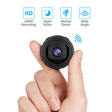 US Mini Spy Camera Wireless Wifi IP Home Security HD DVR 1080P Smart Alarm