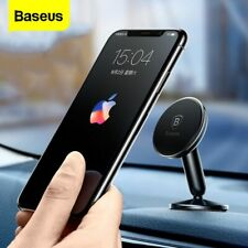Baseus Magnetic Car Phone Holder Universal GPS Stand Mount for iPhone Samsung