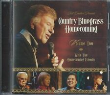 BILL GAITHER - Country Bluegrass Homecoming - Christian CCM Gospel Worship CD