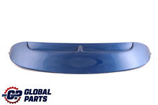 *BMW Mini Cooper S R56 Rear Spoiler Lightning Blue Metallic - A63 7148914