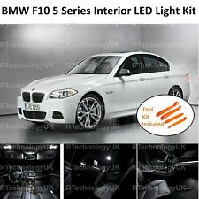 PREMIUM BMW F10 5 Series FULL LED Light UPGRADE WHITE Interior KIT WITH TOOL KIT