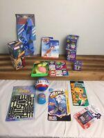Lot of NEW Mixed Boy's Toys Marvel Box Halo Stickers Sports $40+