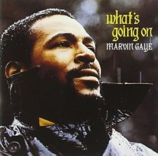 Marvin Gaye What's Going On CD 9 Track German Motown 1998