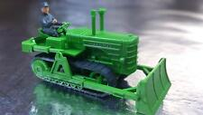 ** Wiking 8443929 Hanomag Bulldozer + Figure K55  1:87 HO Scale