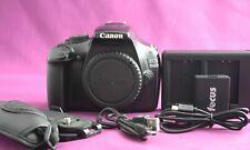 Canon EOS 1100D DSLR Digital SLR Camera Body - Excellent 1790B