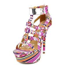 High (3 in. and Up) Canvas Platforms & Wedges for Women