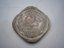 India 2 Annas 1941