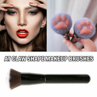 Cat Claw Shape Makeup Brushe Powder Foundation Eyeshadow Brush Cosmetic Tool A+