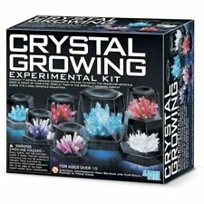 4M 5557 Crystal Growing Science Experimental Kit BRAND NEW EXPEDITED SHIPPING