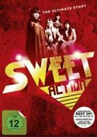 The Sweet - Action 3 DVD Box Ultimate Story BRAND NEW AND SEALED UK REGION 2 DVD