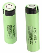 1X Panasonic NCR18650B 3.7V 3400mAh 18650 Rechargeable Button Top Li-ion Battery