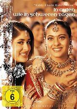 In guten wie in schweren Tagen (Shah Rukh Khan) Bollywood DVD NEU + OVP!