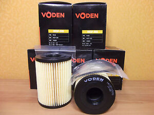 VODEN HOLDEN EPICA SEDAN EP SERIES 2.0 L TD OIL FILTER VALUE PACK (3 EA)