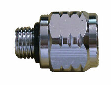 """Adapter 3/8"""" Female x 7/16"""" Male Scuba Diving Octo Hose 2nd Stage AA50"""