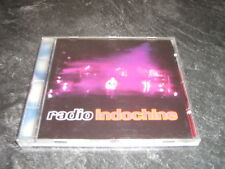 CD radio indochine live aux francos de spa 1994 TBE