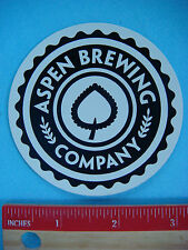 Naked aspen brewing company