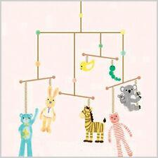 New Baby Animals Wall Decor Vinyl Decal Sticker Removable Nursery Art Kids DIY