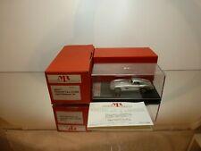 MR MODELS FERRARI TIPO 375 MM - INGRID BERGMAN 1954 - 1:43 RARE - MINT IN BOX