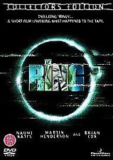 The Ring (2-Disc Set)  DVD New & Sealed  5050583015095