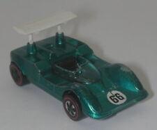 Redline Hotwheels Aqua 1969 Chaparral oc17473