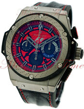 "Hublot King Power F1 ""Austin"" Titanium 48mm Chronograph 703.NQ.8512.HR.FTX12"