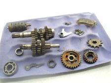 Suzuki TS250 TS 250 #5255 Transmission & Misc. Gears / Shift Drum & Forks
