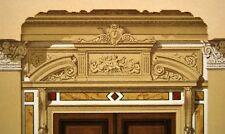 VESTÍBULO Tebeo EXELMANS París chromolitho 19e César DALY ARQUITECTURA Haussmann