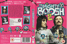 THE MIGHTY BOOSH personally signed DVD cover - NOEL FIELDING (B)