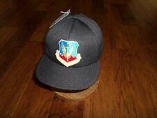 U.S AIR FORCE TAC MILITARY HAT OFFICIAL BALL CAP TACTICAL AIR COMMAND USA MADE