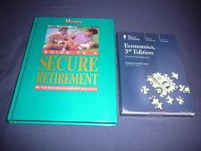 Teaching Co Great Courses DVDs           ECONOMICS   3rd Edition    new + BONUS