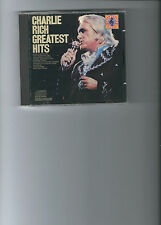 All American Country by Charlie Rich and GREATEST HITS CD 10 ADDITIONAL SONGS