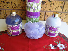 Magic of Lavender Large Skin Care Body Lotion Bath Indulgence Pack Romance