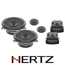 "HERTZ ENERGY ESK130.5 5.25"" 13CM 225W WATT 2 WAY COMPONENT CAR SPEAKERS KIT"