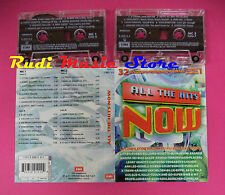 2 mc ALL HITS NOW Compilation LITFIBA GAZZE'EIFFEL 65 PLACEBO BLUR no cd lp dvd