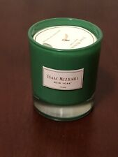 isaac mizrahi new york orchid scented candle hand pour wax burn time 35 hours