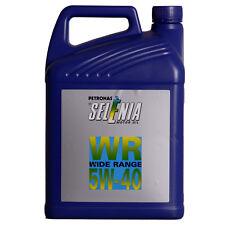 Selenia WR 5W-40 Diesel 5 Liter Kanister