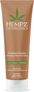 Hempz Herbal Body Wash Coconut Fusion Scent 8.5 fl.oz.