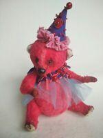 "Teddy Bear 9"" Barbara  OOAK artist Teddy by Voitenko Svitlana"