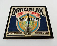 Jerry Garcia Garcia Live 3 Three Legion Of Mary Oregon 1974 Grateful Dead 3 CD