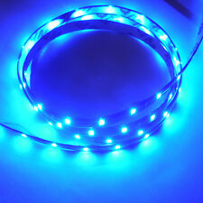 "2/4/10PCS Multi-Color 60CM/24"" Car Motor DIY Flexible LED Strip Light Waterproof"